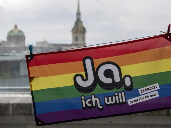 Швейцарците одобриха на референдум еднополовите бракове. Почти 2/3 от гласоподавателите