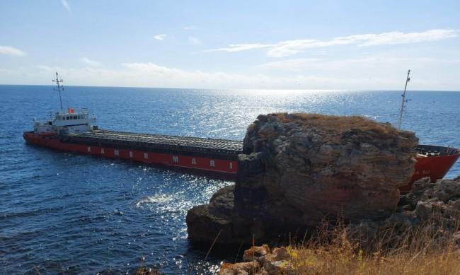 С подводен дрон ще правят оглед на Vera SU и водите край Камен бряг