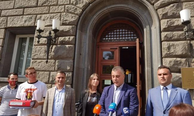 ВМРО се регистрира в ЦИК, кои ще са кандидатите от партията?