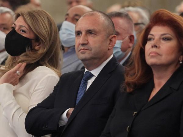 Снимка: Димитър Кьосемарлиев, Dnes.bgПрезидентската институция не е ням свидетел на