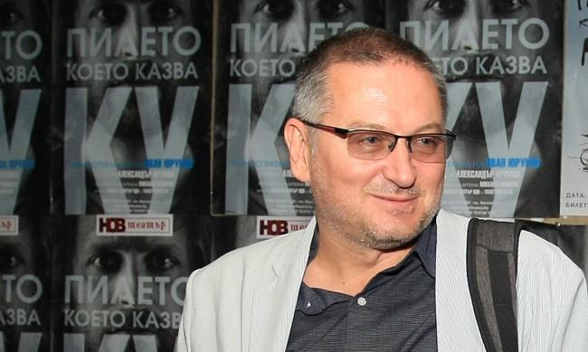 Номинираха Георги Господинов за най-престижната литературна награда в Италия