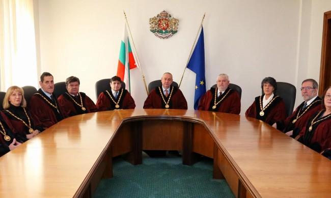 """КС отмени мораториума върху решенията на кабинета """"Борисов 3"""""""