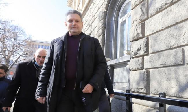 И Николай Малинов се кандидатира за президент