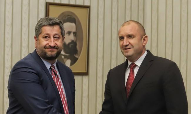 Иванов: Нява вариант, в който ДБ подкрепя Радев за втори мандат