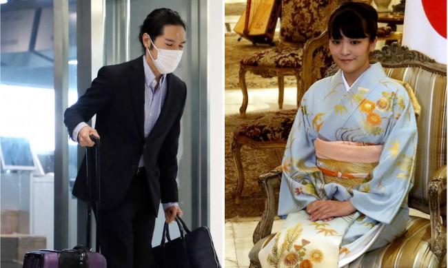 Принцеса Мако става обикновена японка през октомври