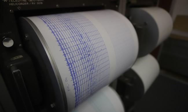 Земетресение от 3,8 разлюля Бодрум