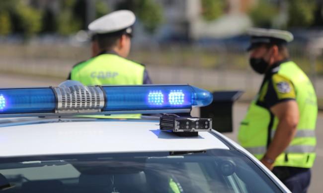 Катастрофа на пътя Бургас - Малко Търново, двама са ранени