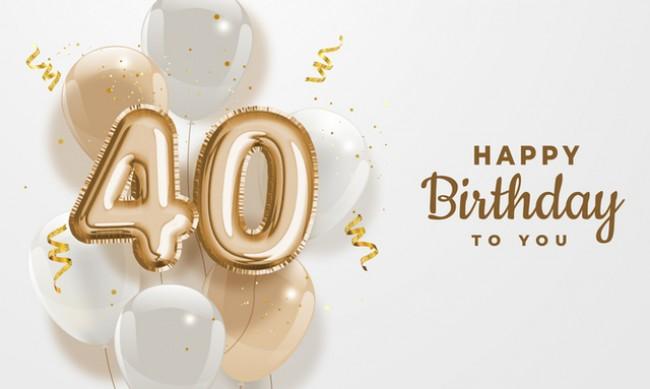 Какво трябва да знаете за живота, ако наближавате 40?