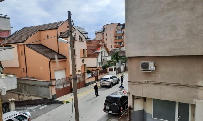 Сигнал за бомба в посолството на Беларус в София