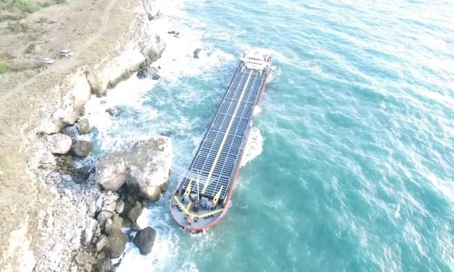 Няма повишаване на нивото на азот в морето край Камен бряг