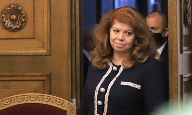 Илияна Йотова: Няма да променим позицията си за РС Македония