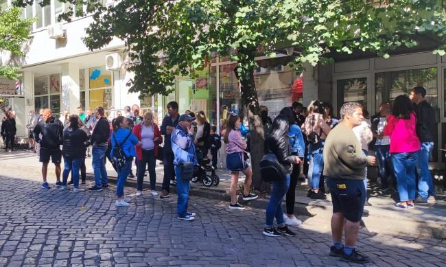 След тежкото ПТП: В Стара Загора протестите продължават