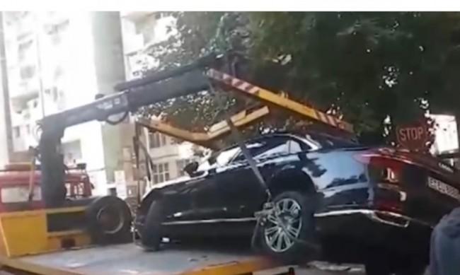 """""""Паяк"""" потроши кола за 100 бона при репатриране"""