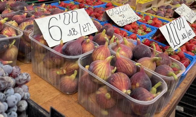 Скокът в цените на храните стопи ръста на заплатите