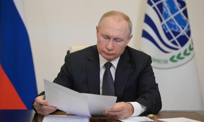 Путин: Европа си е виновна за настоящата енергийна криза