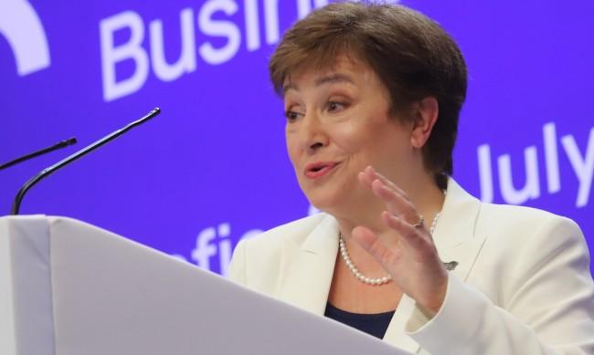 МВФ ще заседава утре във връзка с обвиненията срещу Кристалина Георгиева