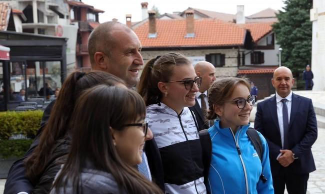 Радев: Банско е едно от лицата на българския туризъм