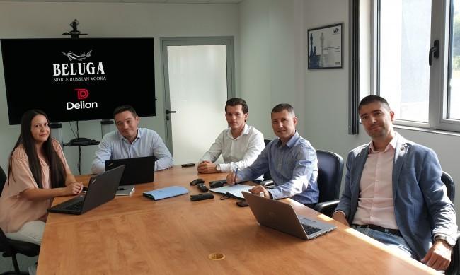 Делион и Beluga Group – премиум лидерство