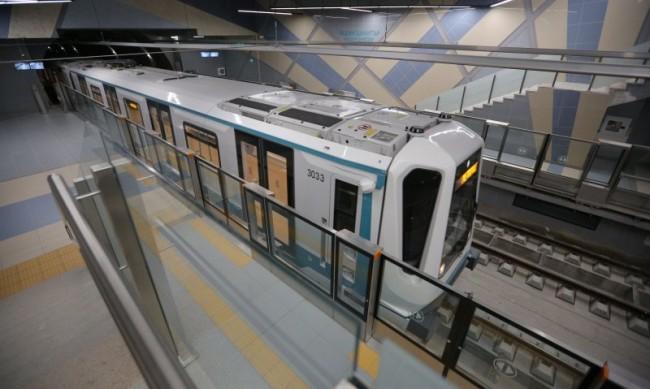 Третата линия на метрото ще бъде разширена с нови шест спирки
