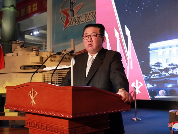 Лидерът на Северна Корея Ким Чен Ун обеща да създаде
