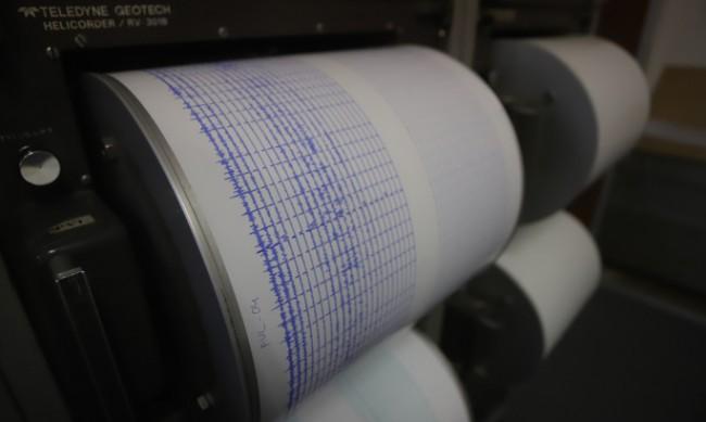 Земетресение от 6,2 по Рихтер разтърси Крит