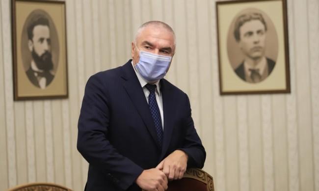 И Марешки се кандидатира за президент