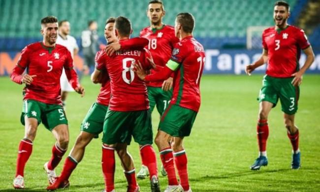 България с труден успех срещу Северна Ирландия с 2:1