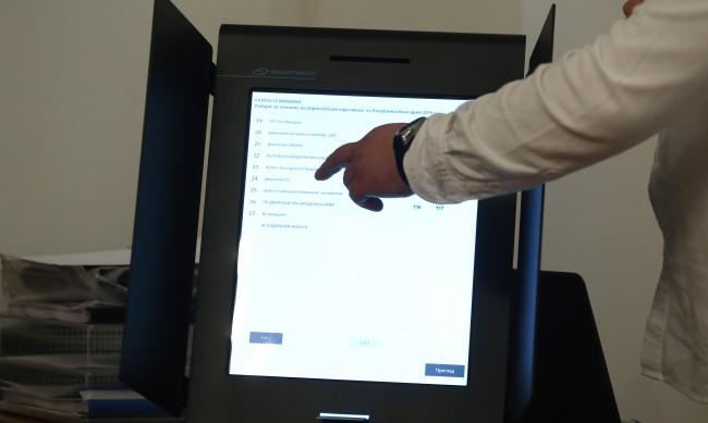 """""""Сиела Норма"""" ще достави допълнителни 1600 машини и 2000 флаш памети за вота"""