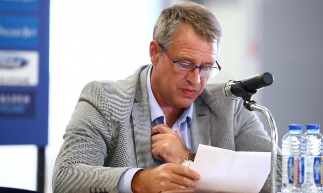 Иво Ивков е новият изпълнителен директор на Левски