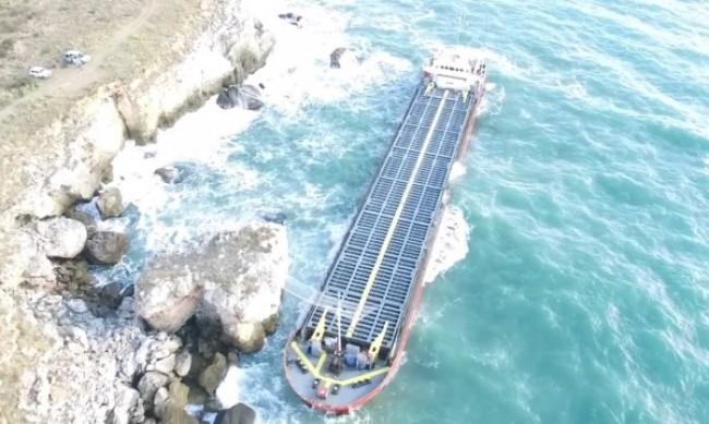 Няма замърсяване на района около кораба