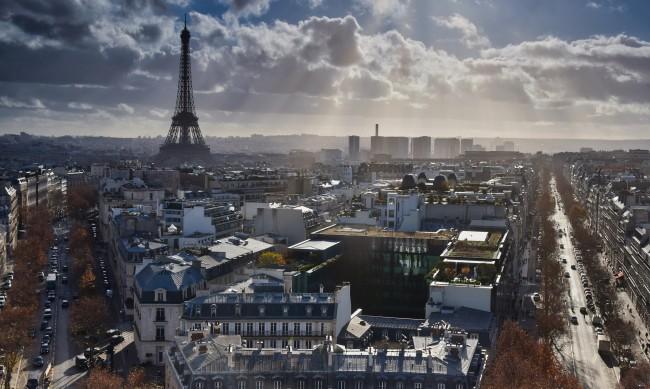 Дърветата в Париж със собствена лична карта