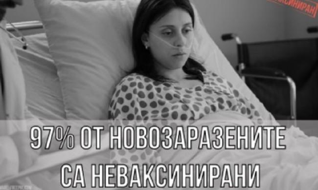 Кампания за ваксинация на МЗ ядоса потребителите във Facebook