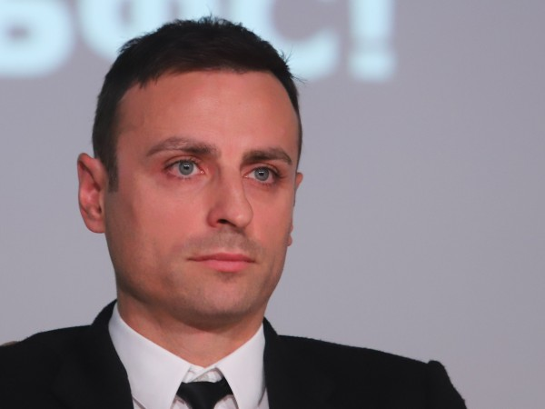 Димитър Бербатов, който загуби президентските избори на БФС от Борислав