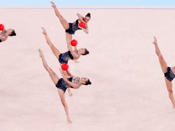 Ансамбъла на България спечели всичките три златни медала на турнира