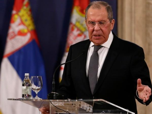 Русия обяви днес, че преустановява дейността на представителството си в