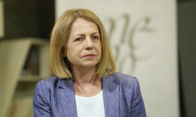 Кметът на София Йорданка Фандъкова поздрави лекарите