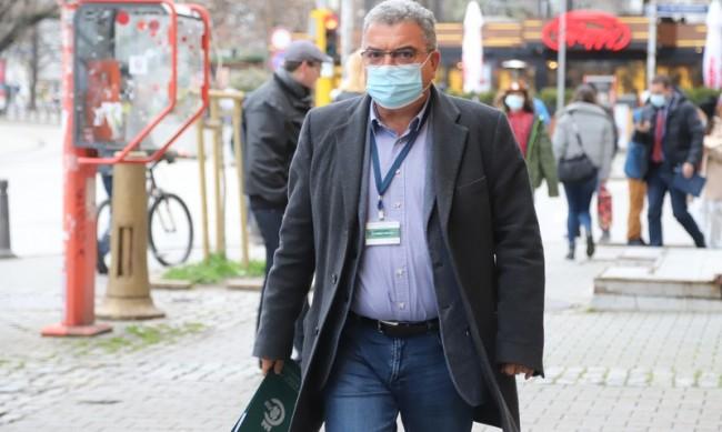Увеличават леглата за лечение на болни от коронавирус в София