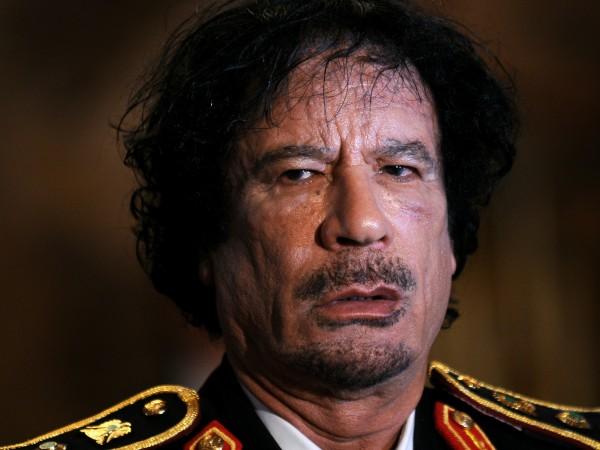 Аудиозапис, направен няколко часа преди смъртта на либийския лидер Муамар
