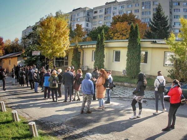 Снимка: Димитър Кьосемарлиев, Dnes.bgПродължават сривовете в Националната здравно-информационна система, което