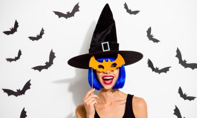 Идеи за грим за Хелоуин 2021