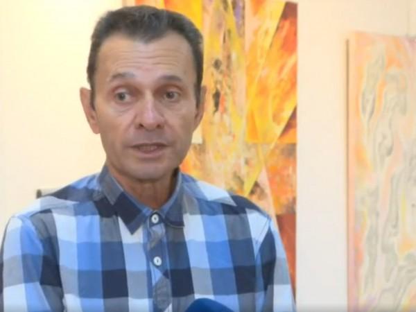 """Време, дух и материя"" е новата изложба на живописеца Божидар"