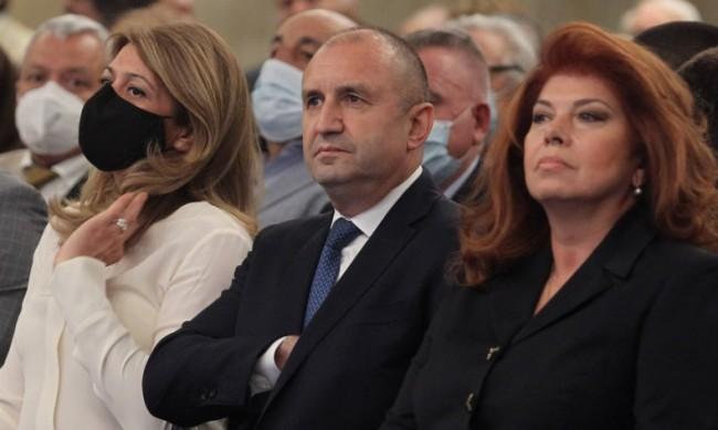 """""""Галъп"""": Румен Радев с над 50% от вота, печели изборите на първи тур"""