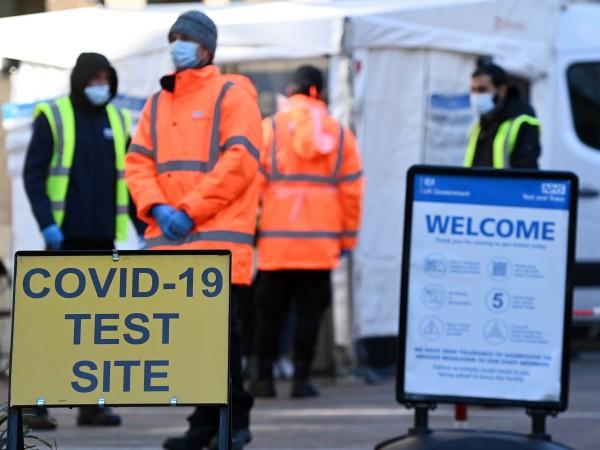 В четвъртък ежедневните случаи на заразяване с коронавирус във Великобритания