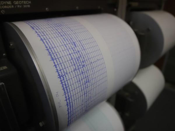 Поредно земетресение е регистрирано днес в района на гръцкия остров
