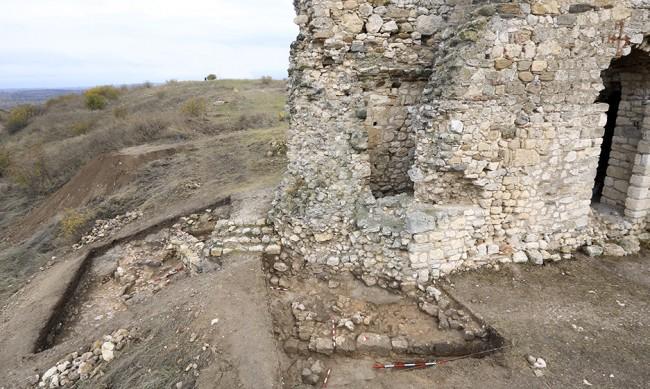 Отново проучват Букелон - ловната крепост на императори и султани