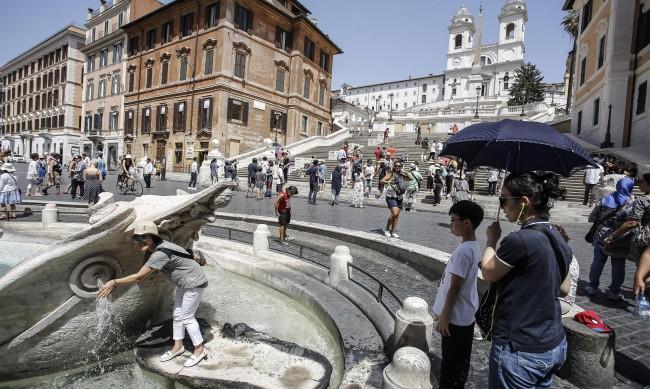 Готвят въздушно такси от летището до центъра на Рим