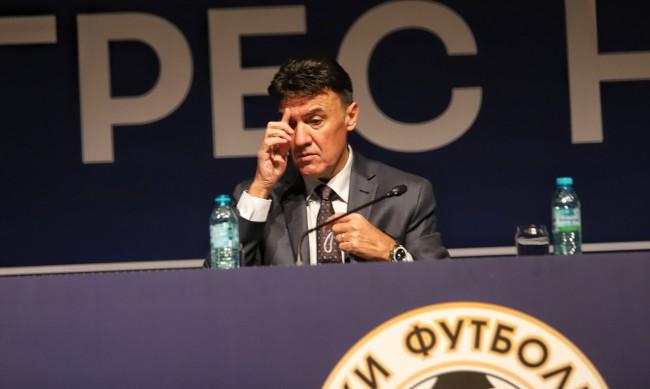 Михайлов призна: Направихме ново първенство заради ЦСКА