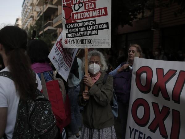 Гърция засилва проверките за спазването на ограничителните мерки, налагани с