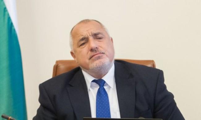 Борисов обвини Радев, че е лично отговорен за кризите - инфлация, скъп ток, поскъпване