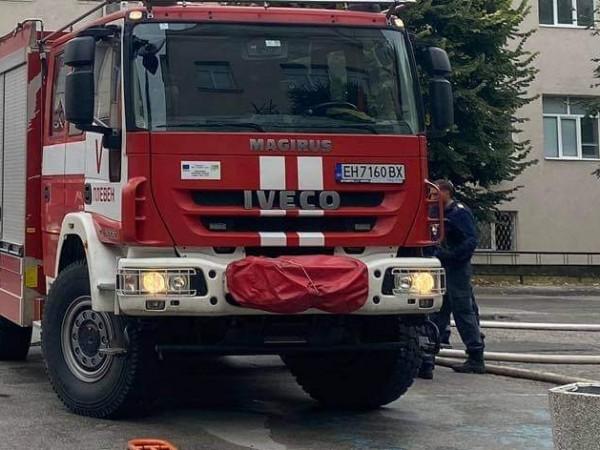 Мъж на 49 години е загинал при пожар в Кнежа,